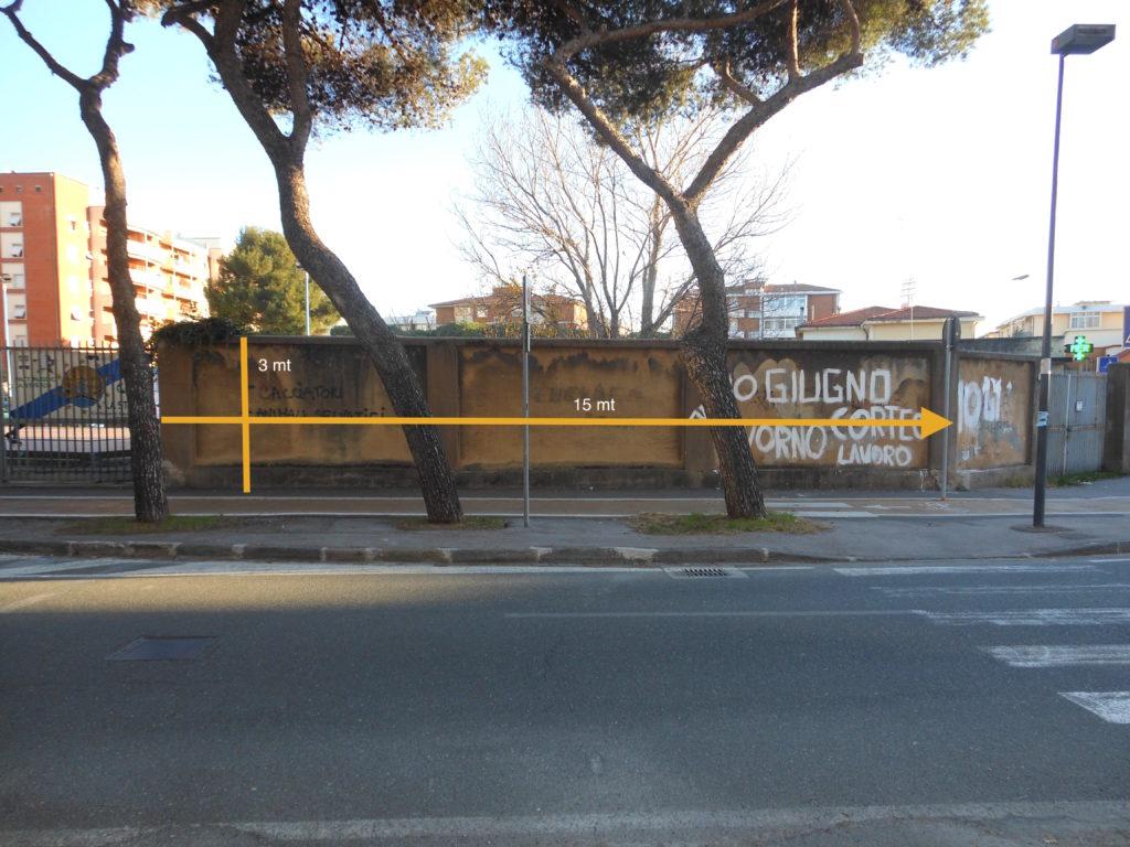 """QuiLivorno """"Livorno a fuoco"""", ecco il bando per il murale ..."""